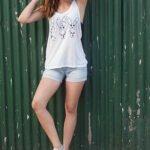 T-Shirt Hase woman