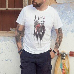 T-Shirt Herz man