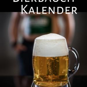 Bierbauch Kalender 2018